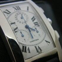 Cartier tank america crono gm