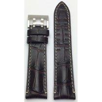Hamilton Khaki X-Mach Lederband braun 22mm H600.766.103