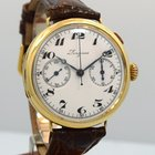 Longines One Button Chronograph circa 1933