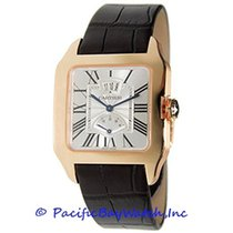Cartier Santos Dumont Power Reserve W2020067