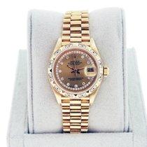 Rolex Datejust Presidential Crown Collection Ladies Watch