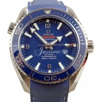 Omega 232.92.46.21.03.001 Planet Ocean 600M Co-Axial 45.5mm...