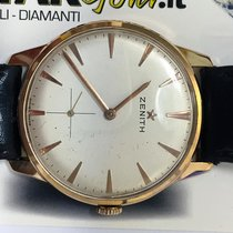 Zenith Stellina Oro Rosa 18kt Anni 70' - Dial 36mm