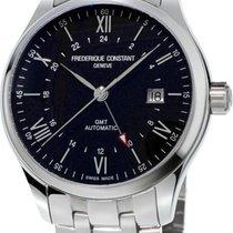 Frederique Constant Geneve Classics Index GMT FC-350B5B6B...