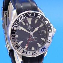 Omega Seamaster Diver 300M GMT