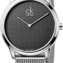 ck Calvin Klein Minimal K3M2112X Herrenarmbanduhr Swiss Made