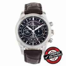 Omega DeVille Chronoscope Co-Axial GMT Chronograph