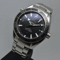 Omega Planet Ocean 600M Skyfall James Bond Limited Full Set EU