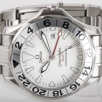 Omega - Seamaster GMT 'Great White' : 2538.20