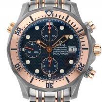 Omega Seamaster Professional Chronograph Chronometer Titan...