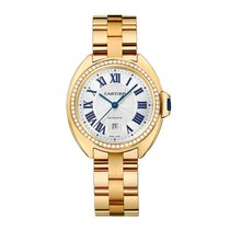 Cartier Cle  Ladies Watch Ref WJCL0004