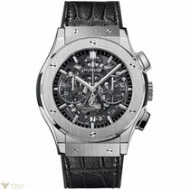Hublot Classic Fusion Aero Chronograph Titanium Men's Watch
