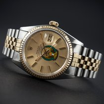 Rolex STEEL & GOLD DATEJUST COMMISSIONED BY THE UAE MILITARY