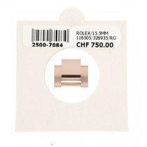 Rolex Oyster Rose Gold 15.5mm For Daytona 116505 And Sky-dwell...