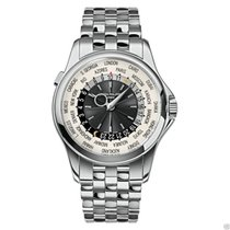 Patek Philippe World Time Complicated 5130/1G 18K White Gold NEW