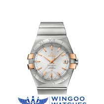 Omega - Constellation Co-Axial 35 MM Ref. 123.20.35.20.02.003