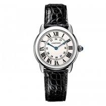 Cartier Ronde Solo Quartz W6700155 Ladies WATCH