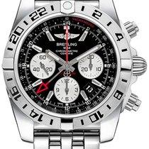 百年靈 (Breitling) Chronomat 44 GMT | AB0420B9/BB56/375A