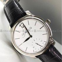 H.Moser & Cie. - Mayu 321.503-L02 White Dial Palladium