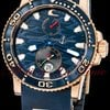 Ulysse Nardin BLUE SURF ROSE GOLD LIMITED 500 PIECES MAXI...