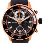 IWC Aquatimer Automatic Chronograph 44mm 18k Rose Gold Watch...