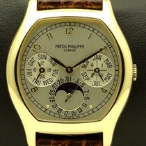 Patek Philippe Perpetual Calendar 18 KT Yellow Gold, REF....