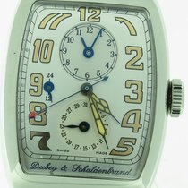Dubey & Schaldenbrand Aerodyn Duo Am/pm Gmt Dual Time...