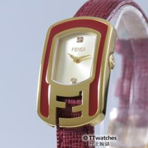 Fendi Chameleon Small Enamel Ladies Diamond  80% Off Retail
