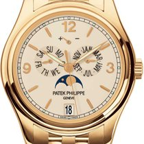 Patek Philippe [NEW] Complicated Perpetual Calendar Yellow...