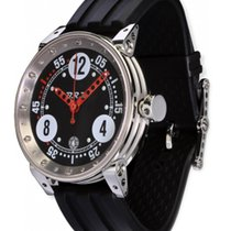 Brm-manufacture Racing Watch Eta 2824-2 Piston Shape Case...