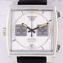 TAG Heuer Monaco Steve McQueen Grau Limited Edition left crown...