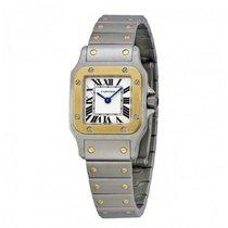 Cartier Santos De Cartier Galbee W20012c4 Watch