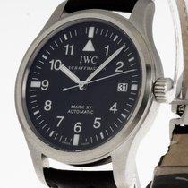IWC Fliegeruhr Mark XV Automatik Stahl Ref.IW3253