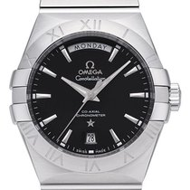 Omega Constellation Day Date