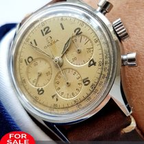 Argentinian Air Force Top Vintage Military Chronograph ww2 wk2...