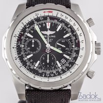 Breitling for Bentley Motors T Chrono Stainless Steel 48mm...