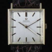 Omega di Forma Vintage Gold 18 Kt Automatic