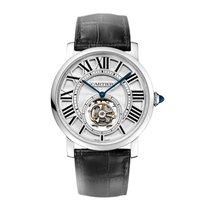 Cartier Rotonde Manual Mens Watch Ref W1556216