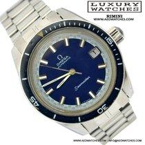 Omega Seamaster Diver 166.062 Big Crown 60 blue dial 1970