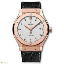 Hublot Classic Fusion Automatic 18K King Gold Men's Watch