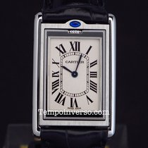 Cartier Tank Basculante Hand-wound mechanical full set