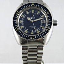 "Omega 1970 Seamaster 120 ""Deep Blue"" 166.073 - serviced"