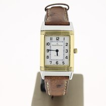 Jaeger-LeCoultre Reverso Lady Steel/Gold 20mm (PAPER2003) With...