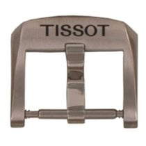 Tissot Dornschließe 17mm für diverse Bänder T640030715