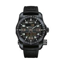 Breitling Men's V7632522/BC46-156S Emergency Night Mission...