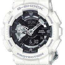 Casio Womens G-Shock S Series - White Case & Strap - Black...