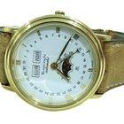 Blancpain Villeret Triple Date Moonphase 18K Gold Mens Watch