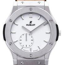 Hublot Classic Fusion Ultra Thin Titanium 515.NX.2210.LR