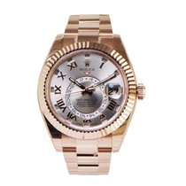 Rolex Sky-Dweller Rose Gold REF 326935
