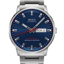Mido Commander Chronometer